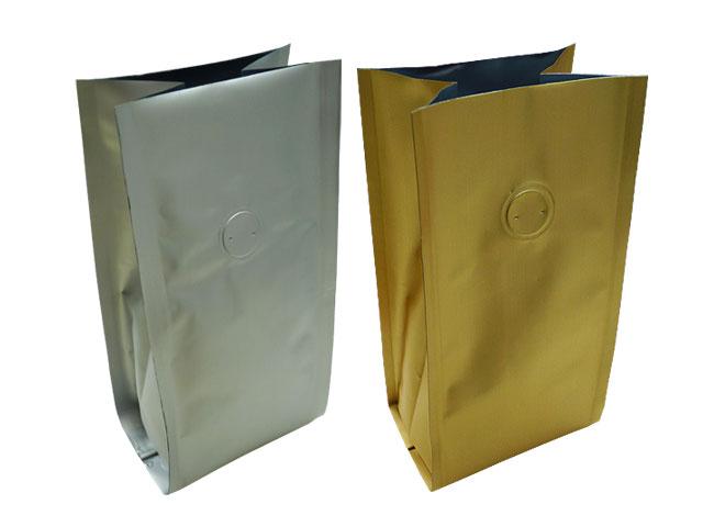 Quad-Bags-Kaffeebeutel