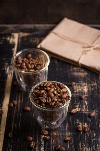 Kaffeebohnen Aroma