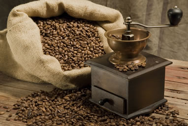 Kaffeeherstellung